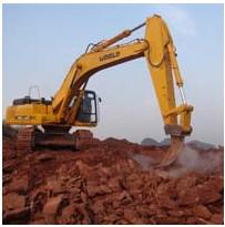 Construction machinery industry